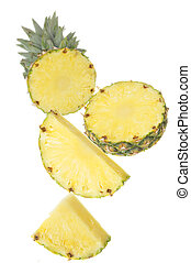 Part of Pineapple