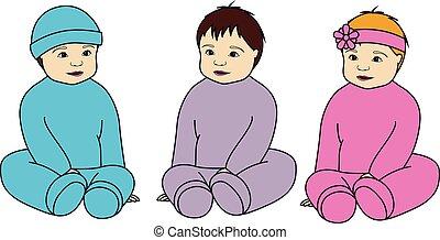 Babies  set