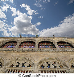 Granada Cathedral Cathedral of the Incarnation in gothic and...
