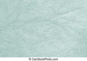 Natural suede texture - Natural mint color suede texture as...