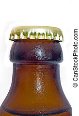 Bottleneck - A typical bottleneck of a bottle of beer All...