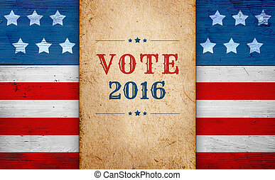 Election Day 2016 - United States presidential election day...