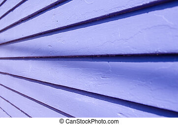Purple wood siding  - abstract image of purple wood
