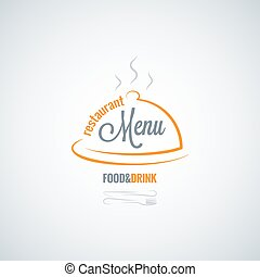 food and drink restaurant menu vector background