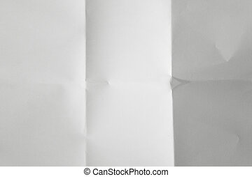 Folded Paper Texture