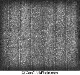 abstract vintage background - old, grey metal texture