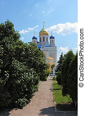 Cathedral Church of the Ascension Yelets Russia - One of the...