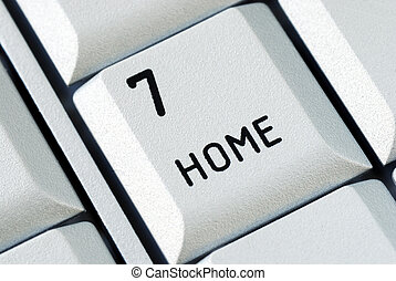 The number 7 key concept of home
