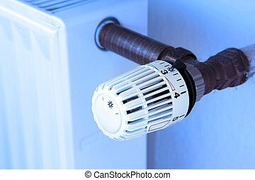 Heating - A standard heater like it is used in most homes