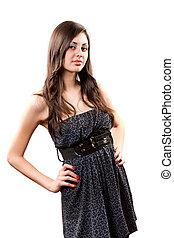 Beautiful latino girl