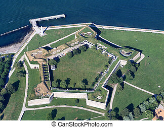 Fort Independence, Boston