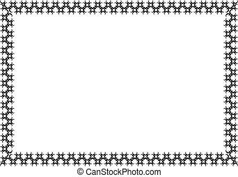 Border rectangle e3