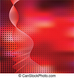 Abstract elegance background with dots.