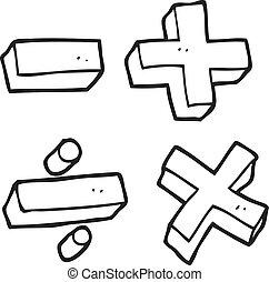 Math symbols Clipart Vector Graphics. 17,410 Math symbols ...