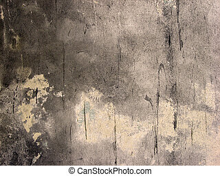 old crannied plaster - close-up of old crannied plaster with...
