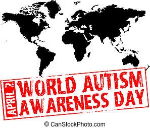 april 2 - world autism awareness day