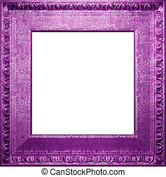 metal antique frame