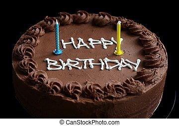 Birthday Cake - Chocolate Birthday Cake