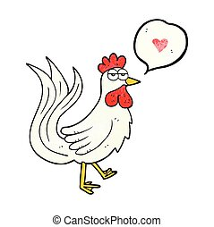 texture speech bubble cartoon cock - freehand drawn texture...
