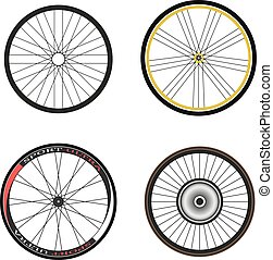 Road and Sport Bike Wheels and Tires
