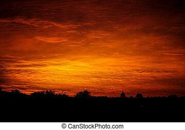 Colorado Daybreak