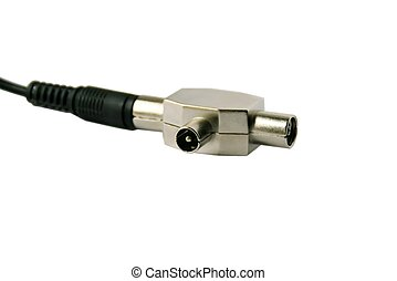 Splitter - TV cable with Splitter