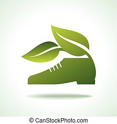 Go Green. Ecology Concept.