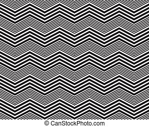optical art pattern seamless background black and white