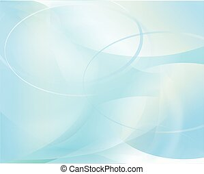abstract blue background wawe layout design