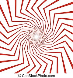 spiral background Abstract vortex, whirlpool background with...