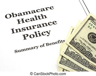 Obamacare Costs Cash - Obamacare government health care...