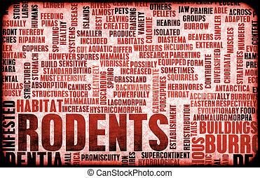 Rodents Concept as a Pest Control Problem