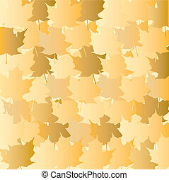 multicolored dried autumn leaves background. autumn
