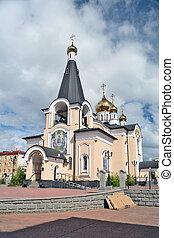 Holy - Trinity Church