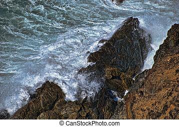 Byron Bay, Australia - Byron Bay in the Gold Coast,...