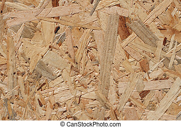Structure chipboard close-up. horizontal background