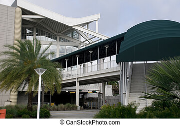 Convention Center in Orlando, Florida
