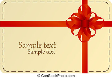 Invitation card for holiday or engaged party Vector