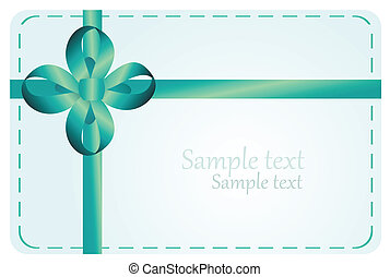 Invitation card for holiday or engaged party