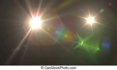 Flash Camera Lens Flare Paparazzi Photographers FX -...