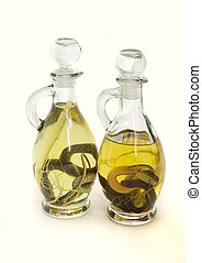 with a snake - The Chinese tincture with a snake and ginseng