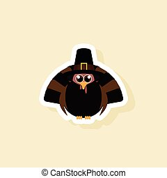 Thanksgiving day object - abstract thanksgiving day object...