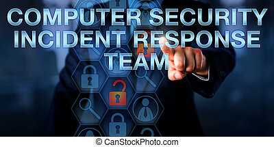 Touching COMPUTER SECURITY INCIDENT RESPONSE TEAM - IT...