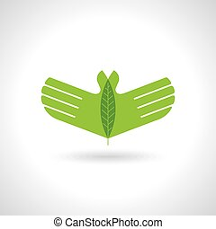 eco care vector