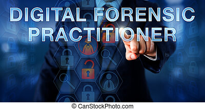 Examiner Pushing DIGITAL FORENSIC PRACTITIONER