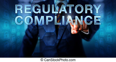 Governance Officer Touching REGULATORY COMPLIANCE -...