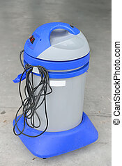 Picture of car wash vacuum machine Cleaning concept