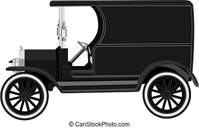 car - Illustration car in vector