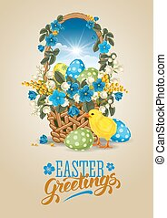 Easter greeting