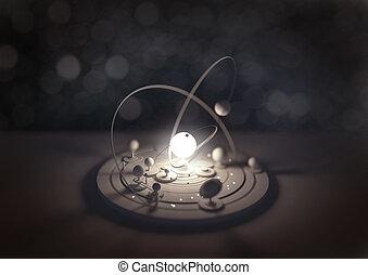 Planetarium Model